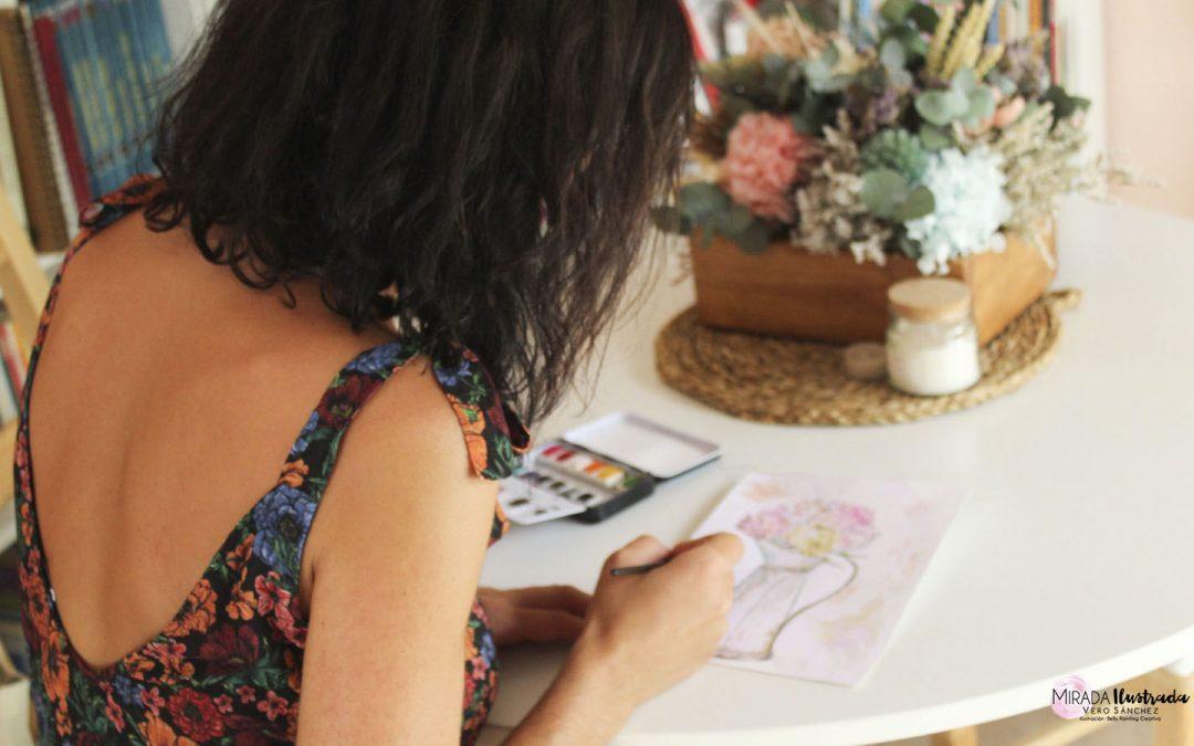 ¿Donde buscar inspiración para dar forma a un belly painting creativo?
